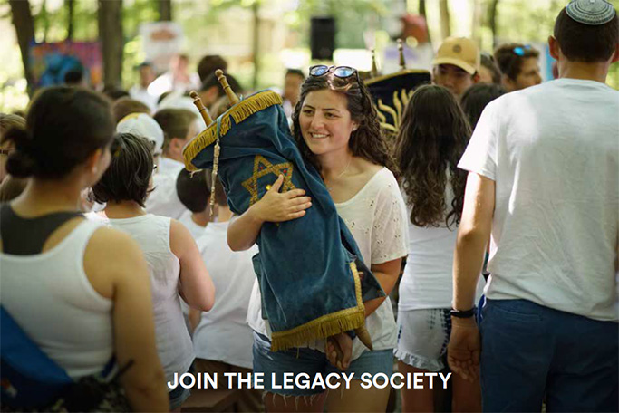 Link to Join the Legacy Society